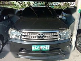 2011 Toyota Fortuner G 4x2 2.5 AT Dsl for sale