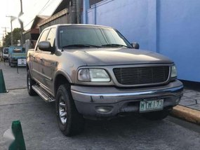 2001 Ford F150 Supercrew For Sale