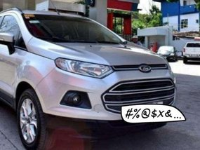 2017 Ford Escape manual 7tkm FOR SALE