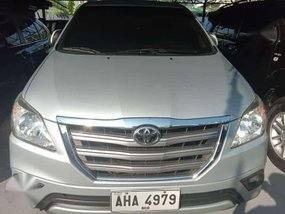 2015 Toyota Innova G 2.0 AT Gas for sale