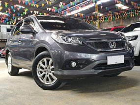 2015 HONDA CR-V 2.0 4x2 Modulo GAS AT for sale