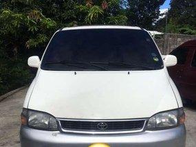 Like new Toyota Granvia for sale