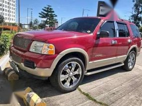 For sale or swap Ford Explorer 2007 eddie bauer edition