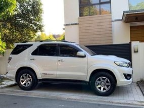 Toyota Fortuner trd edition 2013 for sale