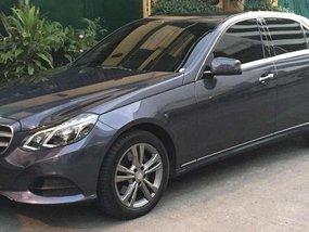 Mercedes Benz E250 Diesel CDI ENGINE 2014