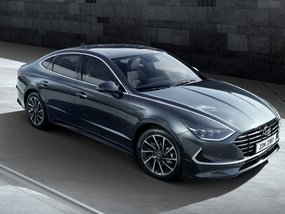 Let's take a first look at the sporty Hyundai Sonata 2020!