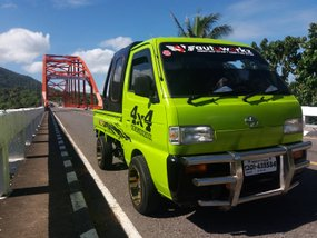 Green Suzuki Multi-Cab 2020 Truck for sale in Cebu