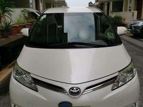 2010 Toyota Previa White Top of the line