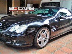 2003 Mercedes Benz SL55 AMG Hardtop Convertible