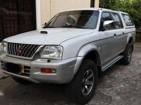 2004 Mitsubishi Strada for sale