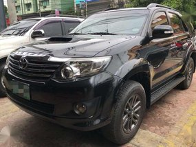 2014 Toyota Fortuner G Automatic Diesel P196k DP 4 Years to Pay