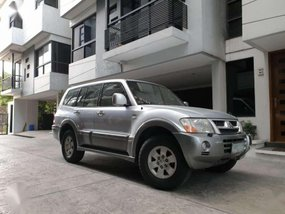 2005 Mitsubishi Pajero 4x4 for sale