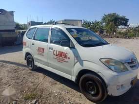 Toyota Avanza Taxi With Franchise 2004