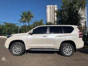 2014 Toyota Land Cruiser Prado 4X4 FOR SALE