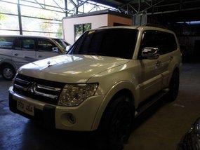 2010 Mitsubishi Pajero Automatic transmission
