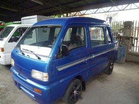 1993 Suzuki Multicab Scrum Double Cab 4x4 MT Blue