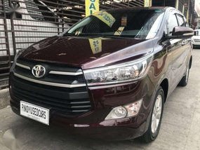 2017 Toyota Innova E Diesel P197k DP 4 years to pay