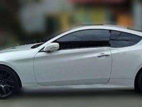 2013 Hyundai Genesis V6 coupe for sale