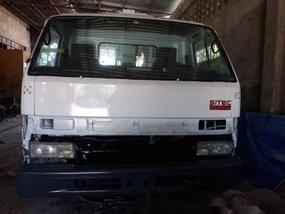 1998 Isuzu Elf Boom Crane Truck 4HF1 Wide Long 18FT 3 section
