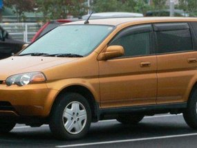 2003 Honda HRV 4X4 Limited local purchase
