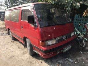 Nissan Urvan 2002 for sale