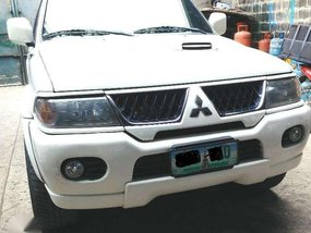 Good condition MITSUBISHI Montero Sport 2006 4x4