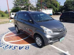 Toyota Avanza 2013 Manual In excellent condition