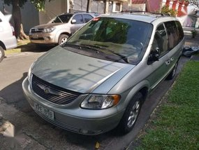 2004 Chrysler Town And Country AT Gas Family Van