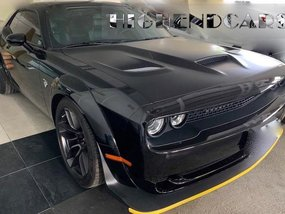 2018 DODGE CHALLENGER HELLCAT SRT FOR SALE