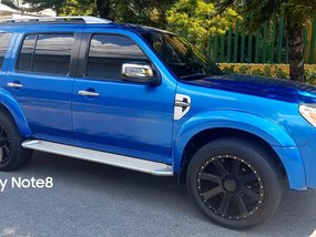 Ford Everest 2010 turbo Diesel with 20s Mamba Mags