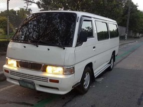 2011 Nissan Urvan shuttle for sale