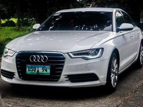 2012 Audi A6 30TDi for sale