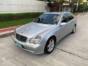 2001 Mercedes Benz C200 for sale