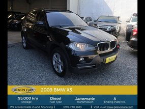 2009 BMW X5 3.0d Executive for sale