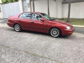 1998 Toyota Corona Exsior 98 Red Automatic BBS Wheels Rims