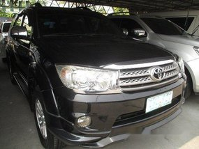 Toyota Fortuner 2011 AT for sale