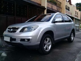 2014 BYD S6 Luxury SUV Manual 19Tkm FOR SALE