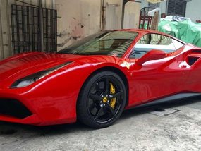 2019 Brandnew Ferrari 488 GTB Fully Customize Rosso Red