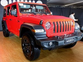 Jeep Wrangler 2019 officially released in the Philippines