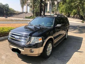Ford Expedition 2012 El top of the line
