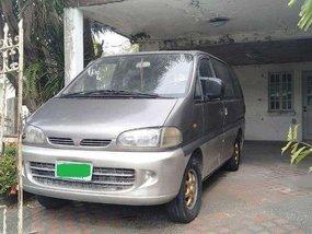 2001 Mitsubishi Space Gear VAN for sale