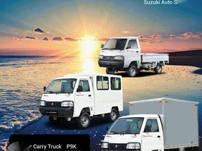 SUZUKI Super Carry Van 9K 2019