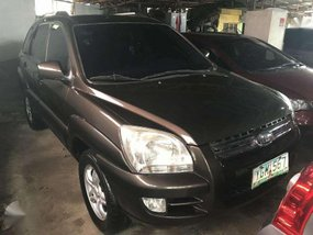 2007 Lady Driven Kia Sportage Diesel 4x4 Automatic Top of the Line