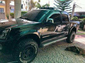 2010 Isuzu Dmax fully paid for sale