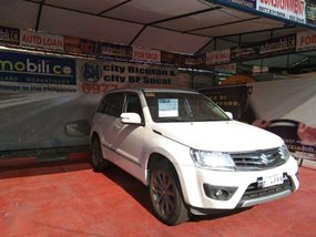 2017 Suzuki Grand Vitara Gas AT - Automobilico SM City BIcutan