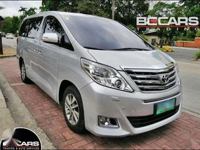 2013 Toyota Alphard Casa Maintained FOR SALE