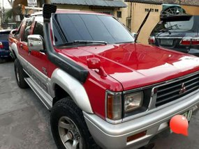 Mitsubishi Strada 4x4 Pick Up 1997 for sale