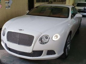 2015 Bentley Continental GT 6.0L V12 Twin Turbo