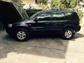 For Sale Black 2008 Ford Escape Automatic for 400k