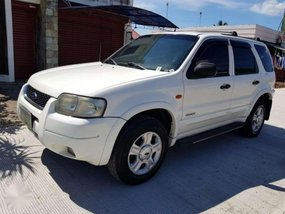 2004 Ford Escape XLS All power